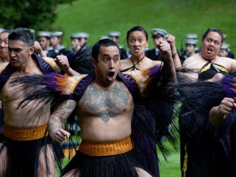 Maori - Gammal kultur i Nya Zeeland