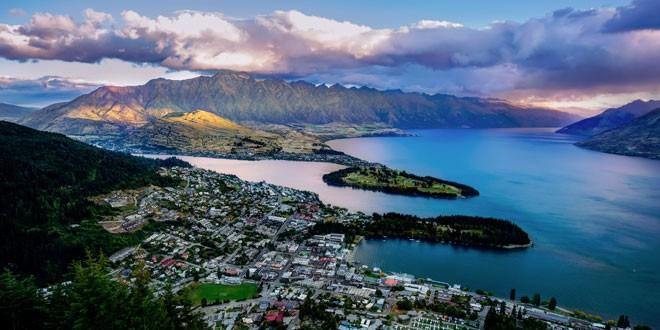 Res till Nya Zeeland